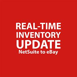 Inventory Update NetSuite to eBay