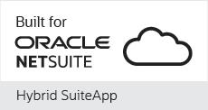 NetSuite Hybrid Suiteapp Badge